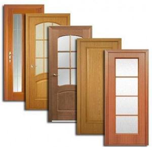 Двери, дверные блоки Емвы