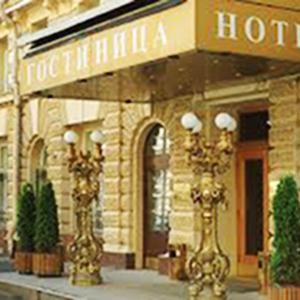 Гостиницы Емвы