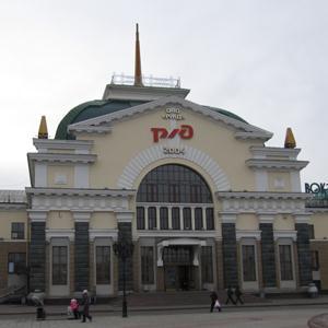 Железнодорожные вокзалы Емвы